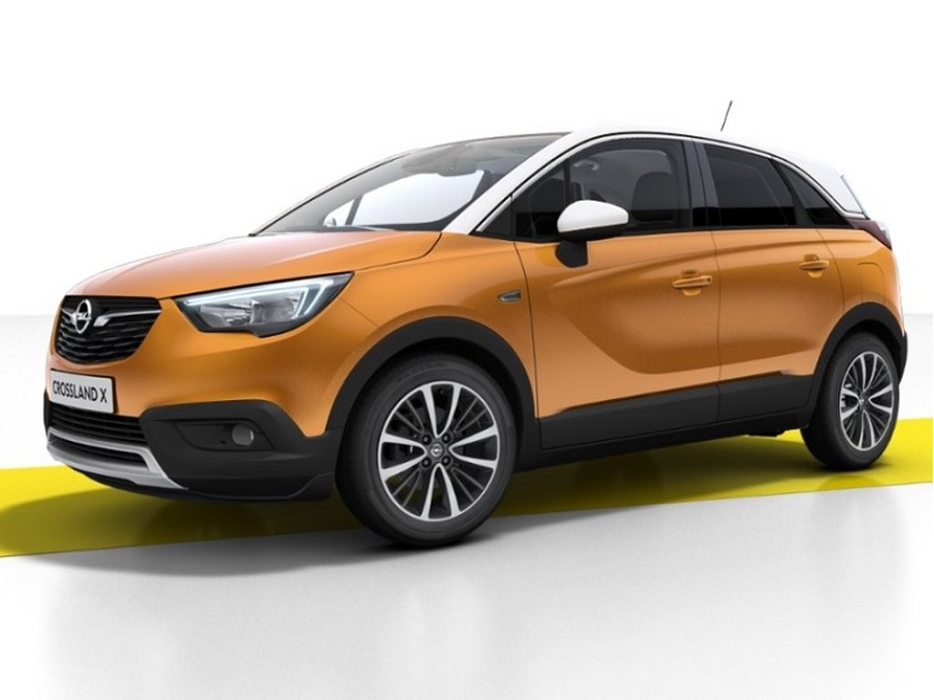 opel crossland x innovation 1 2 turbo 96kw euro car. Black Bedroom Furniture Sets. Home Design Ideas