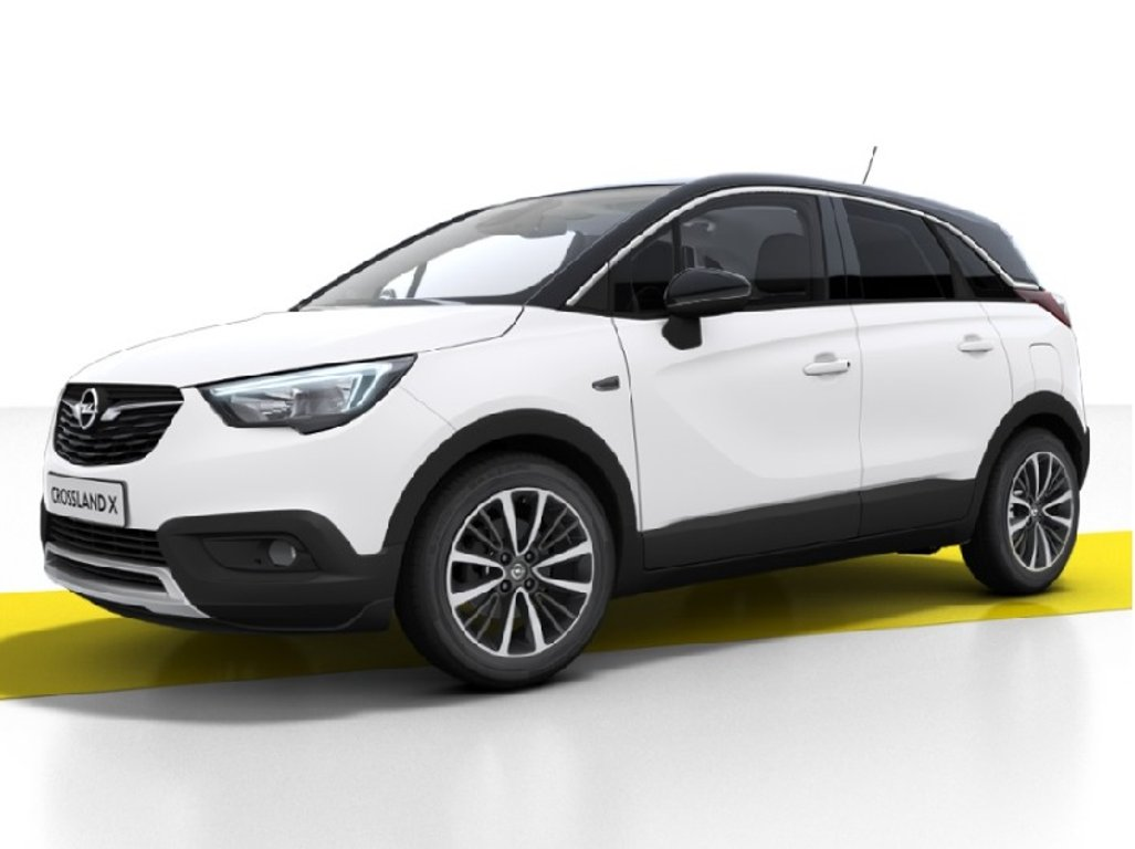 opel crossland x innovation 1 2 turbo 81kw euro car. Black Bedroom Furniture Sets. Home Design Ideas